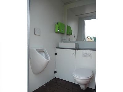 Kleine toiletwagen huren groenendaal toiletverhuur