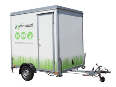 Mobiele badkamer huren bij Groenendaal