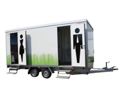 Toiletwagen te huur bij Groenendaal