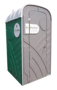 Luxe toiletcabine huren voor feest, evenement of bouwplaats
