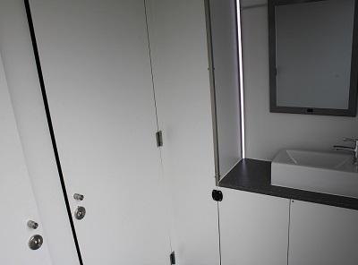 Huur een luxe toiletwagen bij Groenendaal