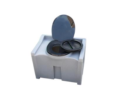 Toilet huren voor in huis bij Groenendaal Verhuur.