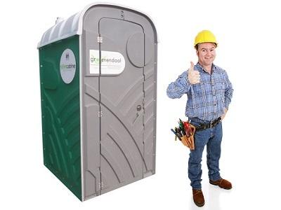 Toilet Bouw