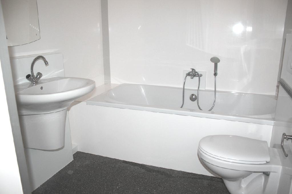 Luxe mobiele badkamer - Groenendaal Verhuur