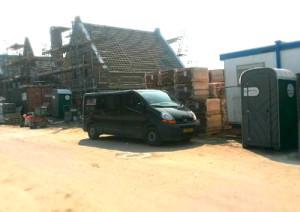 bouwtoiletten op locatie