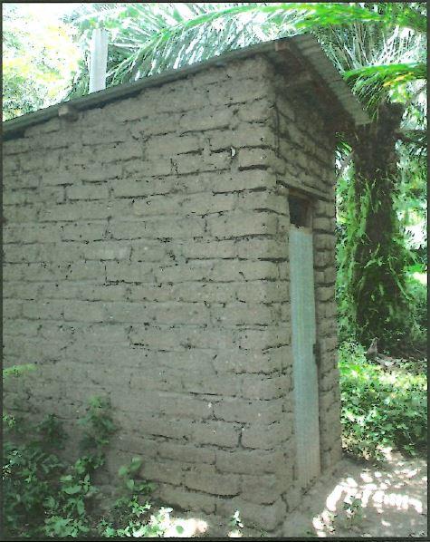 toilet dr congo