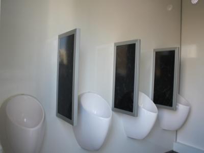 Toiletwagen vip urinoirs