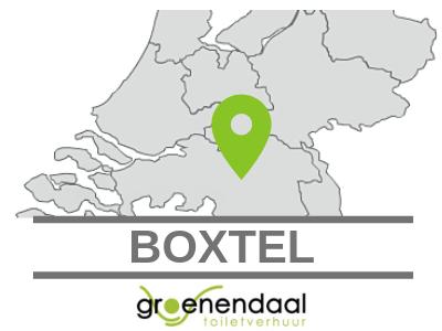 toilet huren in Boxtel