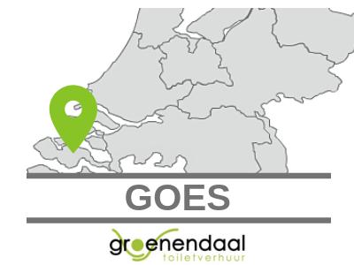 dixi huren Goed bij Groenendaal