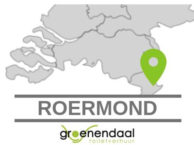 dixi huren roermond bij Groenendaal