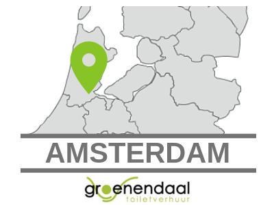 Dixi huren in Amsterdam