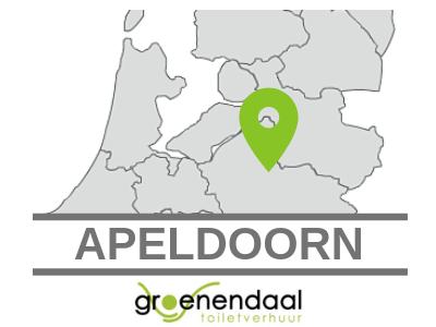 Dixi huren in Apeldoorn