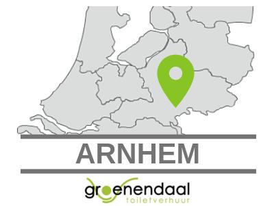 Dixi huren in Arnhem