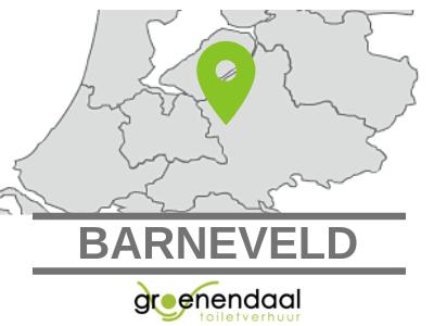 toilet huren in Barneveld