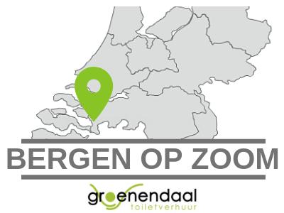 Dixi huren in Bergen op Zoom