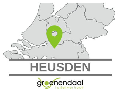 Dixi huren in Heusden