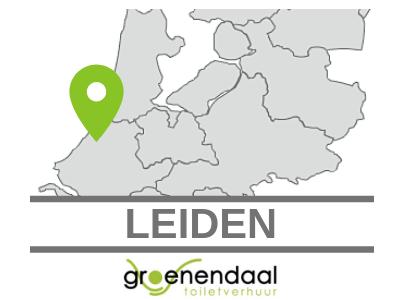 Dixi huren in Leiden