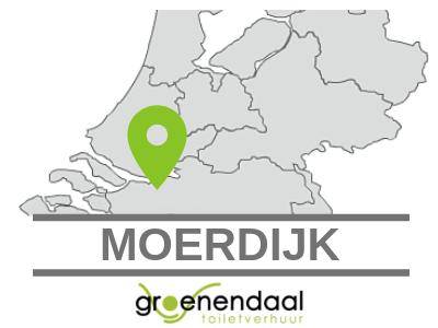 Dixi huren in Moerdijk