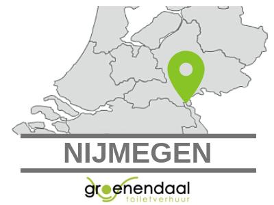 Dixi huren in Nijmegen