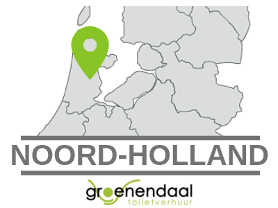 Dixi huren in Noord Holland