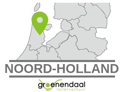 dixi huren Nood Holland bij Groenendaal
