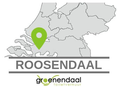 Dixi huren in Roosendaal