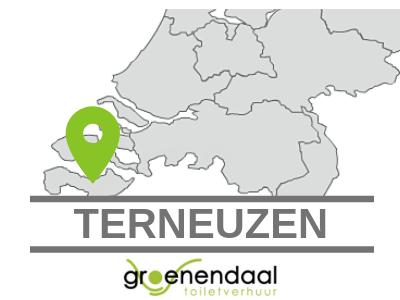 dixi huren Terneuzen bij Groenendaal