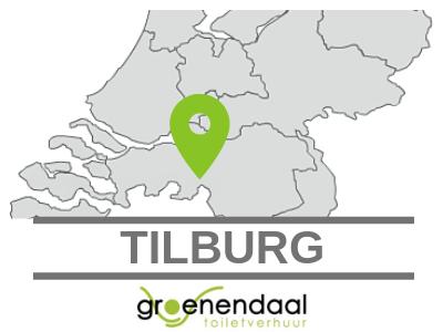 Dixi huren in Tilburg