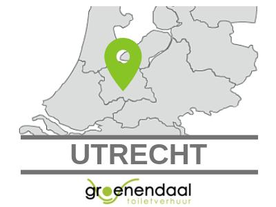 toilet huren in Utrecht