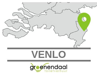 dixi huren Venlo bij Groenendaal