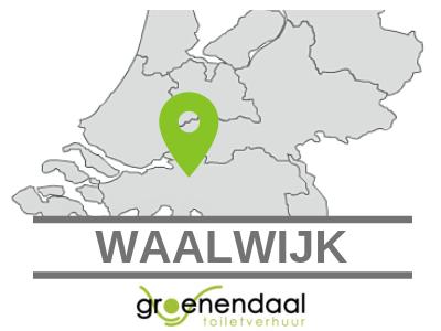 Dixi huren in Waalwijk