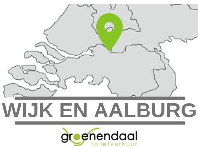 Dixi huren in Wijk en Aalburg