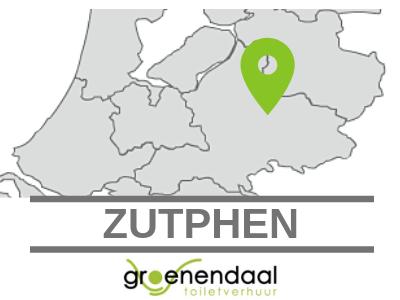 Dixi huren in Zutphen