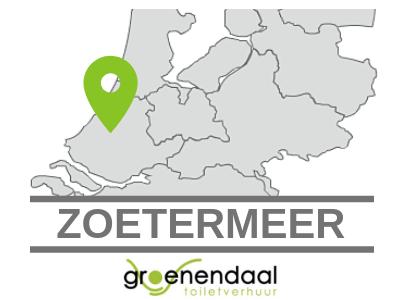 dixi huren Zoetermeer bij Groenendaal